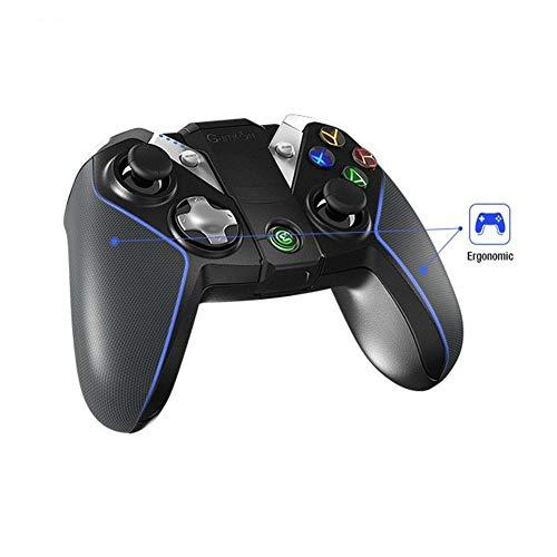 KiGoing Bluetooth-Game-Controller Wireless Gamepad Wiederaufladbare Handy-Steuerung, Game-Controller Joystick Gamepad Wireless für Android Phone/TV Box, Samsung Gear VR, Wiindows, Oculus