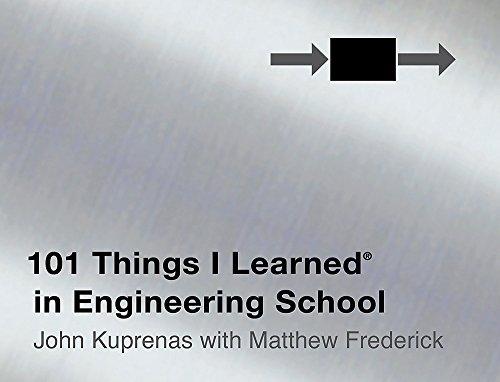 101 Things I Learned in Engineering School por Matthew Frederick