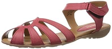 Bata Women's Ally Pink Fashion Sandals - 8 UK/India (41 EU) (5615412)