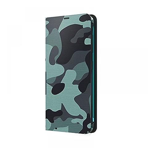 Mozo T-Bar Hüllen für Nokia Lumia 535 camouflage