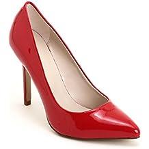 ALESYA by Scarpe&Scarpe - Zapatos de salón con Punta Alargada, ...