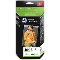 HP CH082EE Inkjet / getto d'inchiostro Cartuccia originale + carte