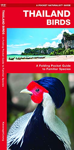 Thailand Birds: A Folding Pocket Guide to Familiar Species (Pocket Naturalist Guide) por James Kavanagh