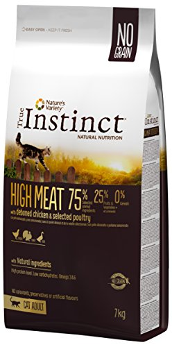 True Instinct pienso para Gatos High Meat Pollo