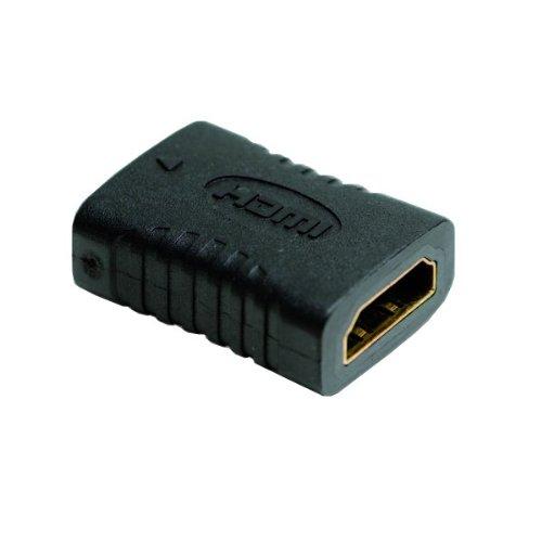Sentivus HDMI auf HDMI Verbindungs-Adapter | HDMI Buchse zu HDMI Buchse | unterstützt alle HDMI Spezifikationen