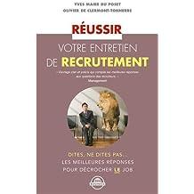 Réussir votre entretien de recrutement