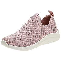 SKECHERS Ultra Flex 2.0, Women's Shoes, Pink (Rose), 36 EU