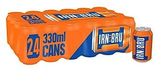 IRN-BRU Soft Drink Cans, 24 x 330 ml (B07CJK5XKD)   Amazon Products