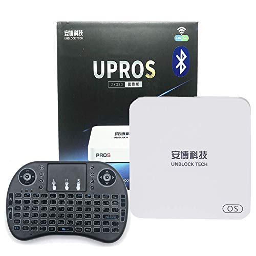 Unblock PROS 2019 Latest unblock tech Root Unrestricted Edition of China  Mainland app GEN6 PROS Box Contain Surprise Accessories