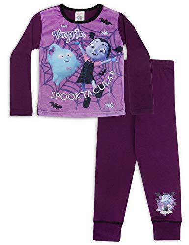 Vampirina Disney Kids Junior Pijamas niñas. 5-6 Anni