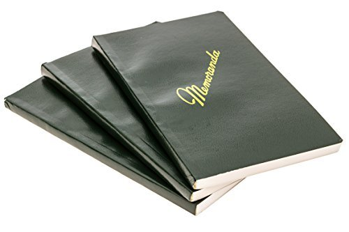 DIY Indispensables US Military Memo Book Side Bound 3-3/8 x 5-5/8 Inch with Durable Sewn Binding College Ruled 72 Sheet Notebook Made in USA by DIY Indispensables 5.625