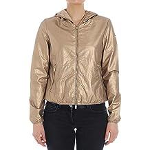 superior quality 1c737 74510 Piumino Giacca Donna - Oro - Amazon.it
