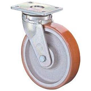 Format 4021885081218–lenkrolle 250/75mm Poly auf gussf. KL