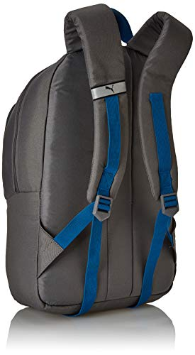 Best puma backpack in India 2020 PUMA 27 Ltrs Quiet Shade-Hawaiian Surf Laptop Backpack (7554205) Image 2