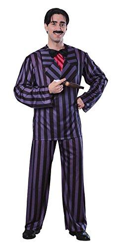 Generique - Offizielles Gomez-Kostüm aus der Addams Family M / ()