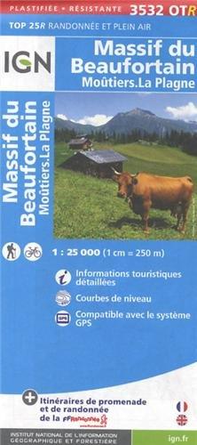 3532OTR MASSIF DU BEAUFORTAIN (RESISTANTE)