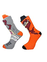 **Great Value** Mens 2pk Character Socks
