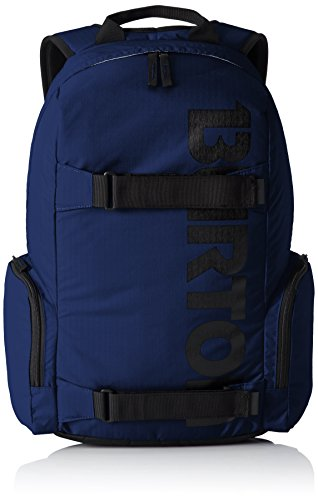 Burton zaino rucksack emphasis pack, medieval blue twill, taglia unica