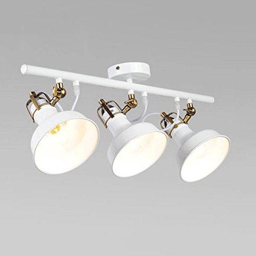 Met Amore soffitto LED lampada di moda arte della Pista di illuminazione della lampada da parete di ferro del soffitto