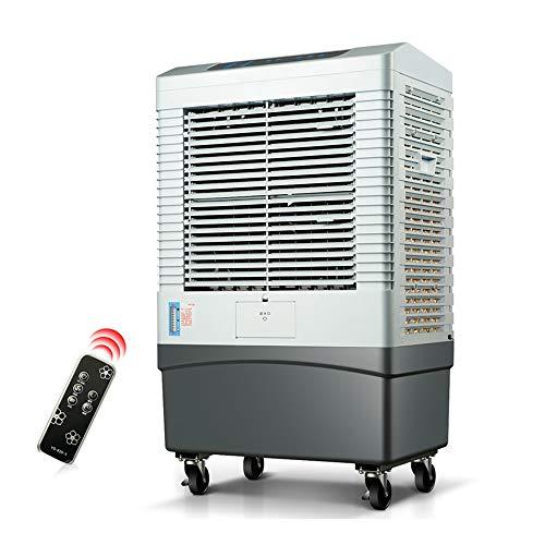 FANS LHA Tragbarer Verdampferlüfter, Luftreiniger, Luftbefeuchter - 160W (Energieeffizienzklasse A)