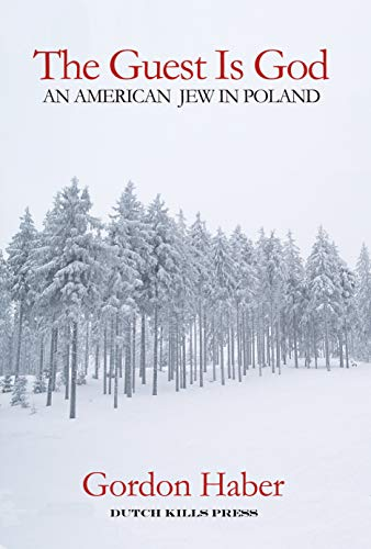 The Guest Is God: An American Jew in Poland book cover
