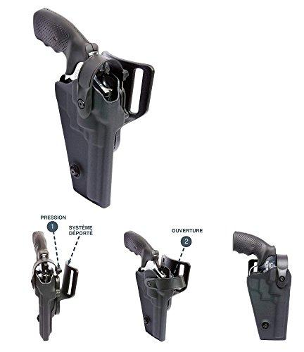 Europarm - Etui pour Revolver Impact Defender