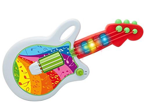 TEOREMA 64739–Baby Guitarra Musical Con Luces Y 10melodías