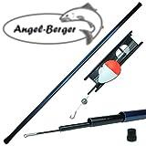 Angel-Berger Stipprute mit Fertigangel Kinderangel Köderfischangel