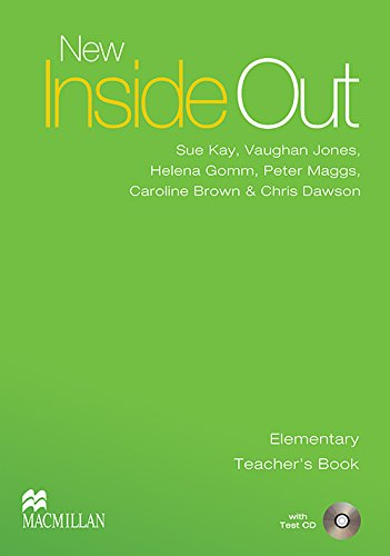 (07).new inside out elementary (teacherŽs pack) editado por Macmillan