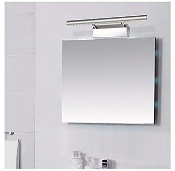 Sehr Gut Badspiegel Lampe LisaFeng wc Spiegel lampe led licht moderne  PE78