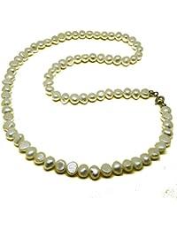 Amazon.es: Perlas - Collares y colgantes: Joyería