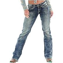 enorme sconto a7e1c 5c7b0 Amazon.it: jeans non elasticizzati
