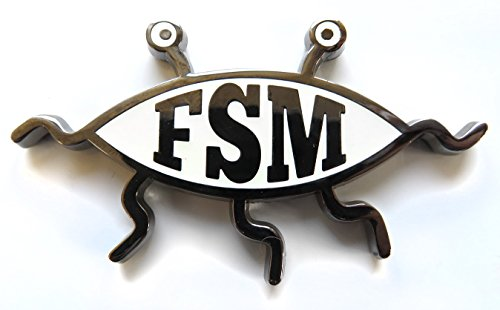 Flying Spaghetti Monster (FSM) Geocoin