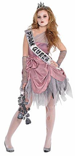 Zombie Schönheitskönigin Rosalie - 14 bis 16 (Queen Kostüm Prom Tote)