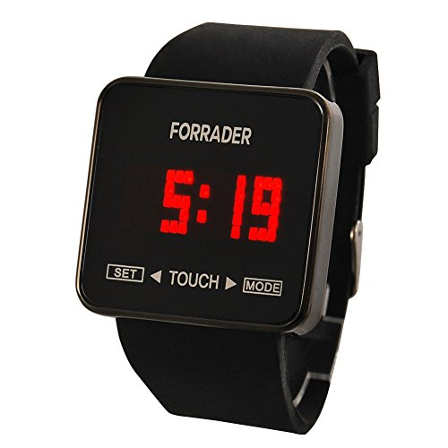forraderr-0950-touch-screen-digital-led-waterproof-boys-girls-sport-casual-wrist-watches-black