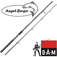 DAM Spinnrute Steckrute Angel Berger Custom Edition in verschiedenen Längen