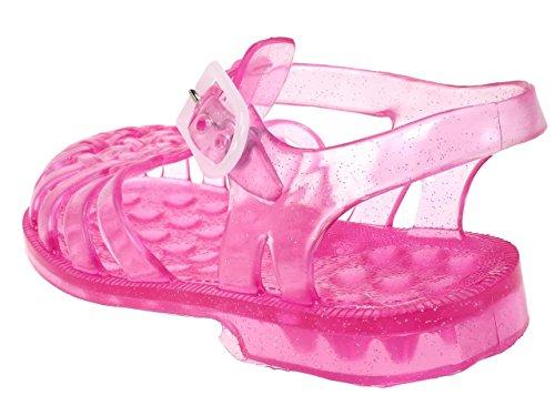 Meduse sun paillette sandali rose Rosa (rosa)