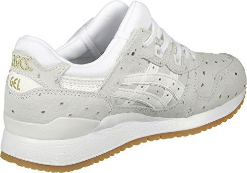Asics Gel-Lyte Iii, Chaussures de Course pour Entraînement sur Route Femme White/white