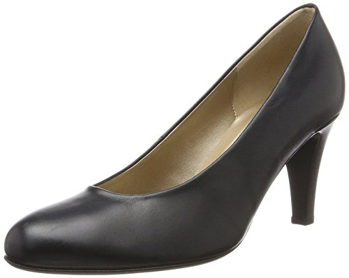 Gabor 05.210.36 Damen Pumps, Blau (Dark Blue Leather), Gr. 38.5 EU/5.5 UK