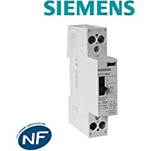 Siemens - Contactor instalación 2na 230vac