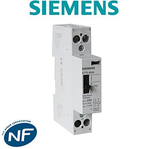 Siemens-Contacteur d'installation 2Na 230VAC