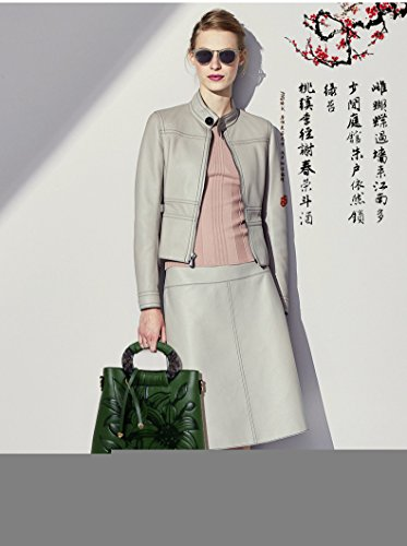 Yan Show, Borsa a tracolla donna verde Green Green
