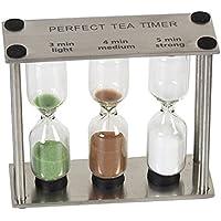 teeuhr Reloj de arena, The Perfect Tea–Temporizador para el té Placer perfecto