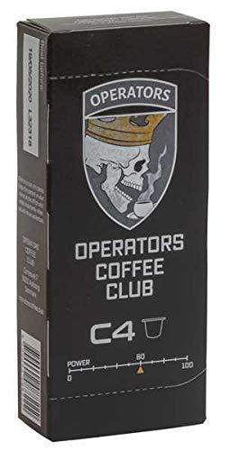 Operators Coffee Club C4 Espresso 10 Kapseln