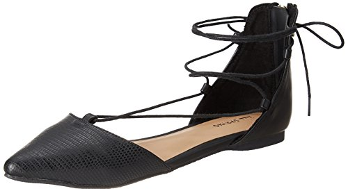 Call it Spring Women's Black Fashion Sandals  -  4 UK/India (37 EU)(6.5US)