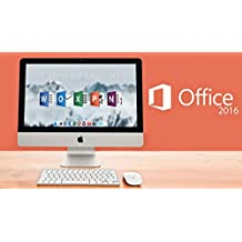 Microsoft Office 2016 Home and Business for Mac [MAC Download]