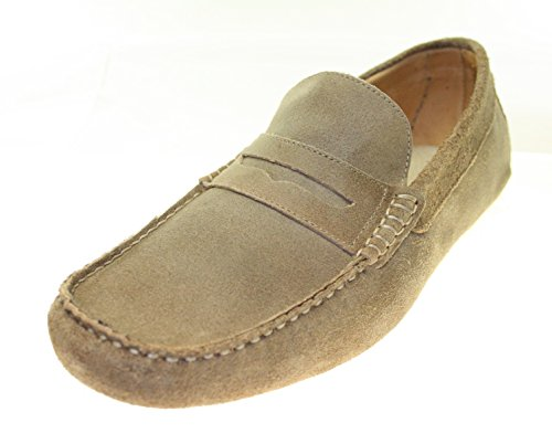 More Styling , Low-top homme Marron - Caramel