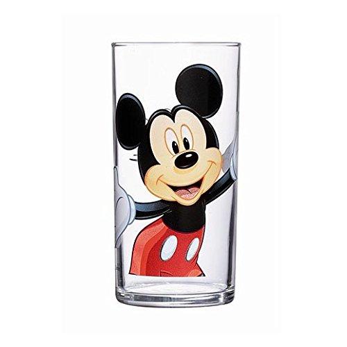 Niños-Vasos (Luminarc tazas Cristal Disney Minnie Mouse para beber