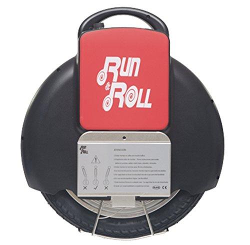 TURBO SPIN 1 NEGRO monociclo eléctrico versátil y potente....