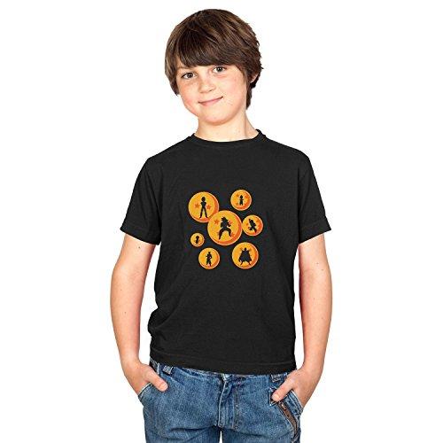 TEXLAB - The Balls - Kinder T-Shirt, Größe -